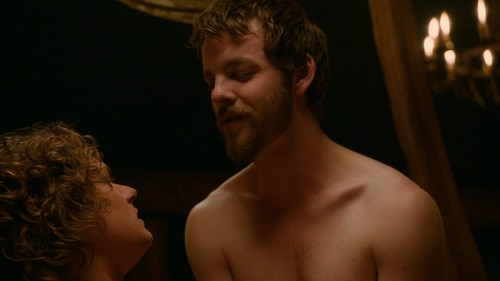 Renly with Loras.