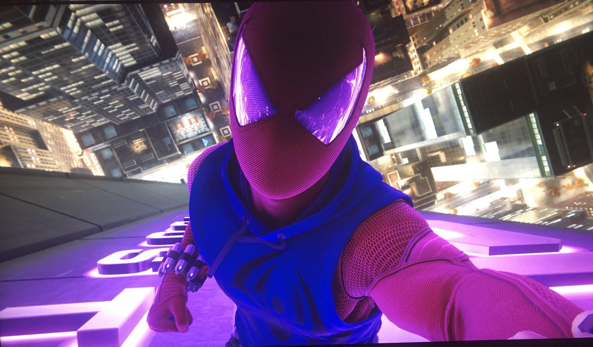 Spider Man Ps4 God Mode